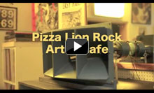 Pizza Lion Rock Movie